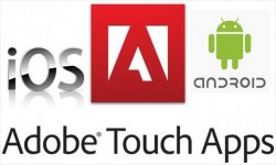 Adobe logo Touch Apps