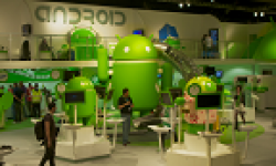 Android au MWC stad android