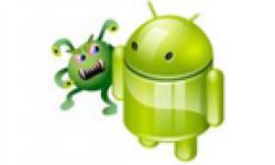 android bugdroid virus vignette icone head