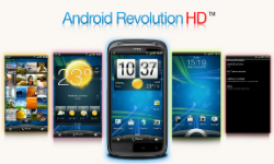 android revolution hd htc sensation vignette head