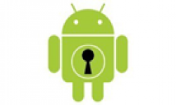 Android securite serrure vignette icone head
