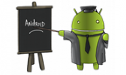 android training prof vignette head