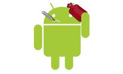Android virus malade soigné