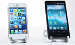 apple iphone 5 vs sony xperia t vignette head