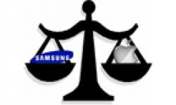 balance justice logo apple samsung