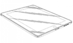 brevet rectangle apple vignette head