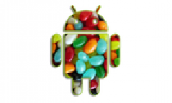 bugdroid jelly bean android vignette head