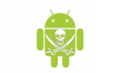 bugdroid pirate vignette icone head