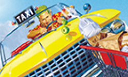 crazy taxi vignette head