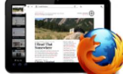 Firefox Firefox tablette