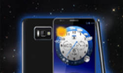 galaxy s iii mockup galaxy splash back glow vignette head