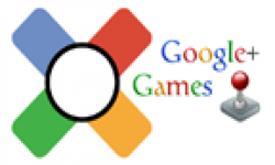google plus games logo icon vignette head