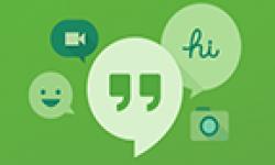 google plus hangouts logo icone vignette head