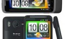 HTC DesireHD et Z