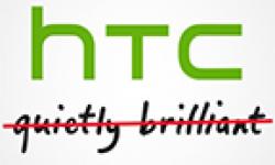 htc quietly brillant slogan vignette head