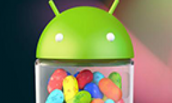 jelly bean logo vignette head