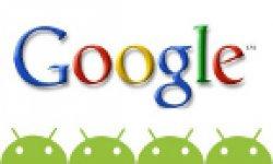 logo google android vignette head
