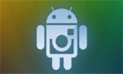logo instagram android vignette head