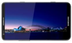 mockup Samsung Galaxy S III I9500 vignette head