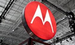 Motorola Logo booth vignette head