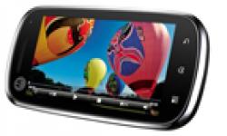 Motorola XT800 Glam