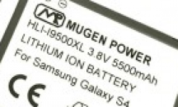 Mugen Power batterie 5500 mah ICONE