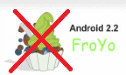 no froyo