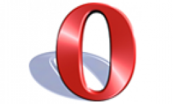 opera logo vignette head