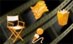 orange cineday application vignette icone head