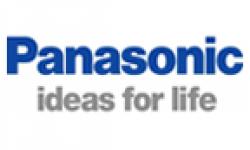 Panasonic logo vignette head