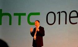 Peter Chou gamme HTC One Presentation
