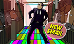psy gangnam style screenshot android vignette head