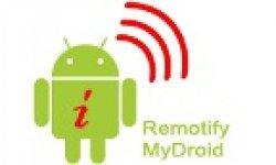 remotify remotifymydroid icon icone logo bugdroid