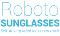 roboto font ice cream sandwich vignette head