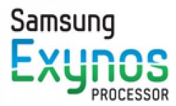 samsung exynos logo vignette head