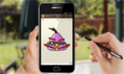 samsung galaxy note premium suite ics ice cream sandwich vignette head
