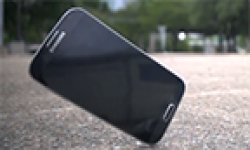 samsung galaxy s4 drop test vignette head