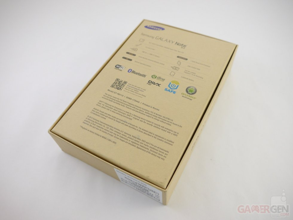 Image Samsung Galaxy S4 S Iv Note 8 0 Boite Eco 8