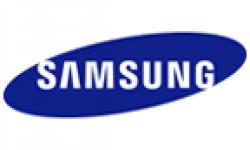 samsung logo vignette head