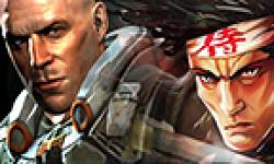 samurai shadowgun vignette head