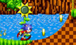 sonic hedgehog vignette head