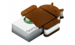 sony ericsson ice cream sandwich vignette head