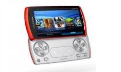 Sony Ericsson Xperia Play   Coloris orange VIGNETTE