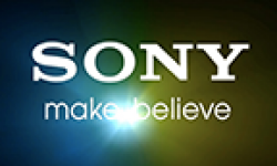 sony make believe logo vignette head
