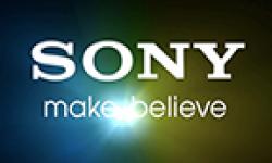 sony make believe logo vignette head