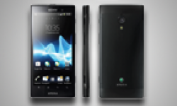 sony xperia ion vignette head