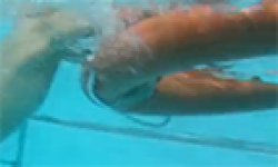 sony xperia z underwater vignette head