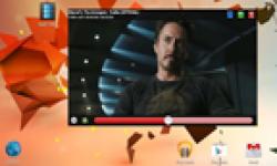 super video floating popup vignette head