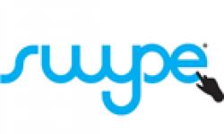 Swype Logo Vignette Head