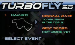 TurboFly 3D campagne